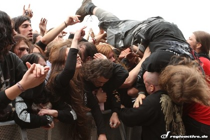 bang it till it hurts - Summer Breeze 2008: Das Metal-Open-Air im Review